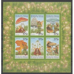 Comores - 1999 - No 1028/1033 - Champignons