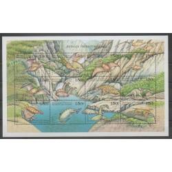 Comores - 1999 - No 973/984 - Animaux préhistoriques