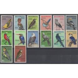 Botswana - 1967 - Nb 171/184 - Birds