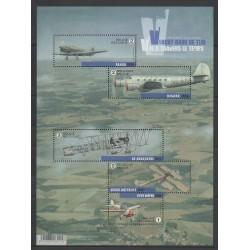 Belgium - 2016 - Nb F4559 - Planes