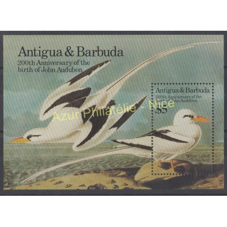 Antigua and Barbuda - 1985 - Nb BF 91 - Birds