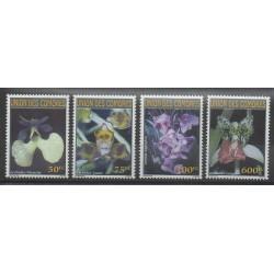 Comores - 2003 - No 1173/1176 - Orchidées