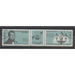 West Germany (FRG) - 1991 - Nb 1366A - Science - Used