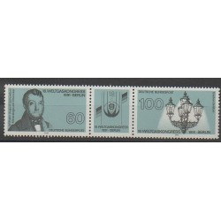 West Germany (FRG) - 1991 - Nb 1366A - Science
