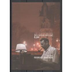 Belgium - 2003 - Nb BF95 - Literature