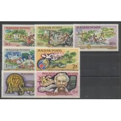 Hongrie - 1975 - No 2414/2420 - Santé ou Croix-Rouge