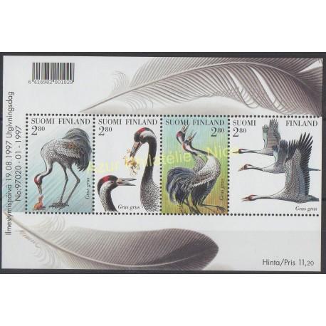 Finlande - 1997 - No BF 18 - Oiseaux