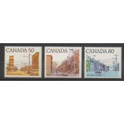 Canada - 1978 - No 668/670 - Sites
