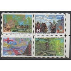 Canada - 1986 - Nb 983/986