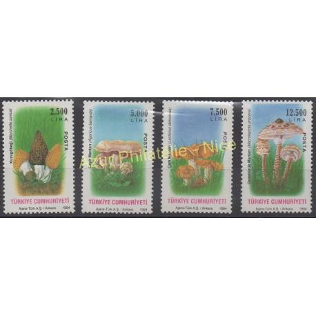 Turquie - 1994 - No 2780/2783