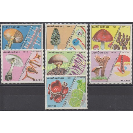 Guinea-Bissau - 1988 - Nb 475/481
