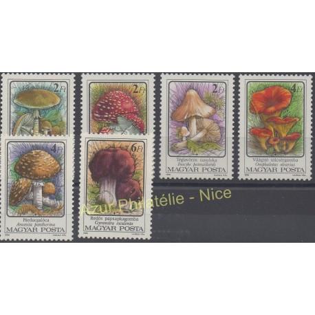Hongrie - 1986 - No 3081/3086