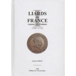 Les Liards de France royaux et féodaux 1607-1715