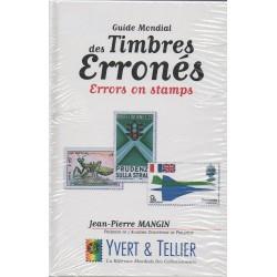 Guide mondial des timbres erronés Volume 1
