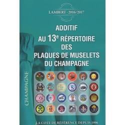 Additif Lambert 2016-2017
