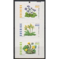 Suède - 2003 - No 2325/2327 - Fleurs