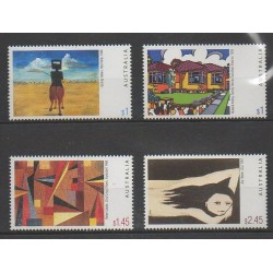 Australia - 2003 - Nb 2114/2117 - Paintings
