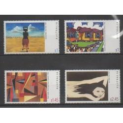 Australie - 2003 - No 2114/2117 - Peinture
