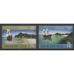 Bermudes - 2007 - No 940/941 - Bateaux