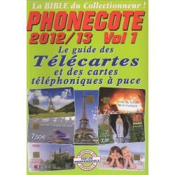 Phonecote 2012/2013 - Volume 1