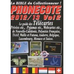 Phonecote 2012/2013 - Volume 2
