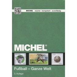 """Timbres thématique """"Football"""" Monde entier (3ème édition 2016)"""