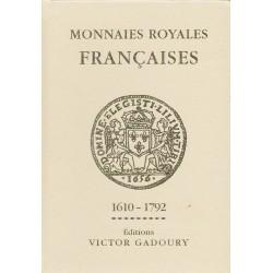Les monnaies royales françaises (Michel Prieur)