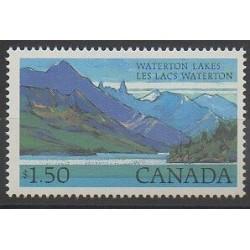 Canada - 1982 - No 798 - Sites