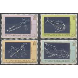 Pitcairn - 1984 - No 244/247 - Astronomie