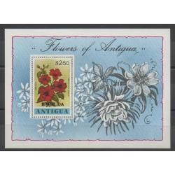 Barbuda - 1978 - Nb BF36 - Flowers