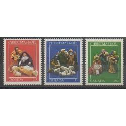 Canada - 1982 - Nb 824/826 - Christmas