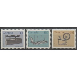 Canada - 1985 - Nb 915/917