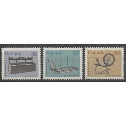 Canada - 1985 - No 915/917