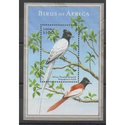 Liberia - 2001 - No BF414 - Oiseaux
