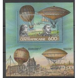 Centrafricaine (République) - 1983 - No BF69A - Ballons - Dirigeables
