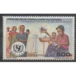 Congo (République du) - 1987 - No PA379 - Santé ou Croix-Rouge