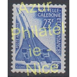 New Caledonia - Airmail - 1973 - Nb PA 139 - Planes