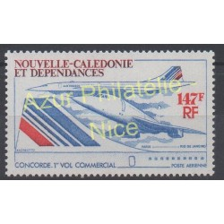 New Caledonia - Airmail - 1976 - Nb PA 169 - Planes