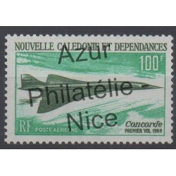 New Caledonia - Airmail - 1969 - Nb PA 103 - Planes