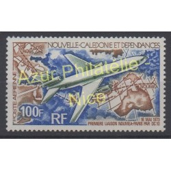 New Caledonia - Airmail - 1973 - Nb PA 144 - Planes