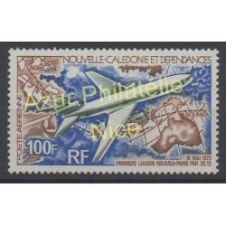 Nouvelle-Calédonie - Poste aérienne - 1973 - No PA144 - Avions