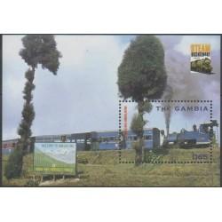Gambie - 2004 - No BF617 - Chemins de fer