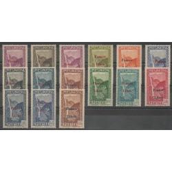 Réunion - 1943 - No 218/232