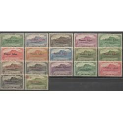 Réunion - 1943 - No 190/206