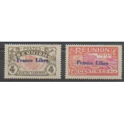 Réunion - 1943 - No 187/188
