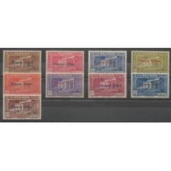 Réunion - 1943 - No 207/215