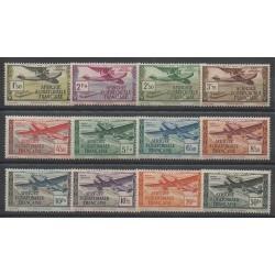 Afrique Equatoriale Française - 1943 - No PA30/PA41