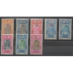 Guinea - 1924 - Nb 99/106