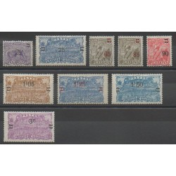Guyane - 1924 - No 97/105