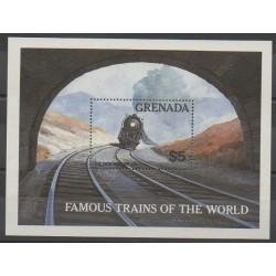 Grenade - 1982 - No BF106 - Chemins de fer